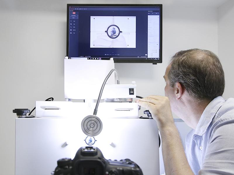 Studio photo et logiciel d'automatisation de la photographie de produits PackshotCreator