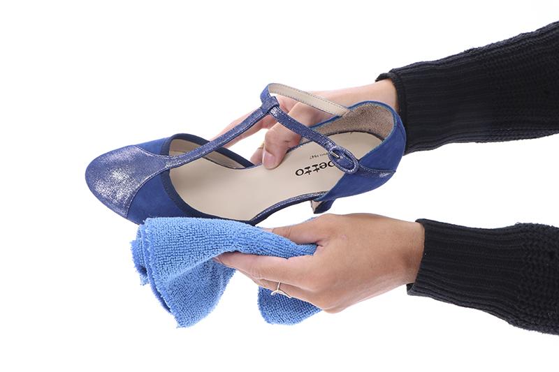 Comment nettoyer une chaussre avant de créer une animation à 360°