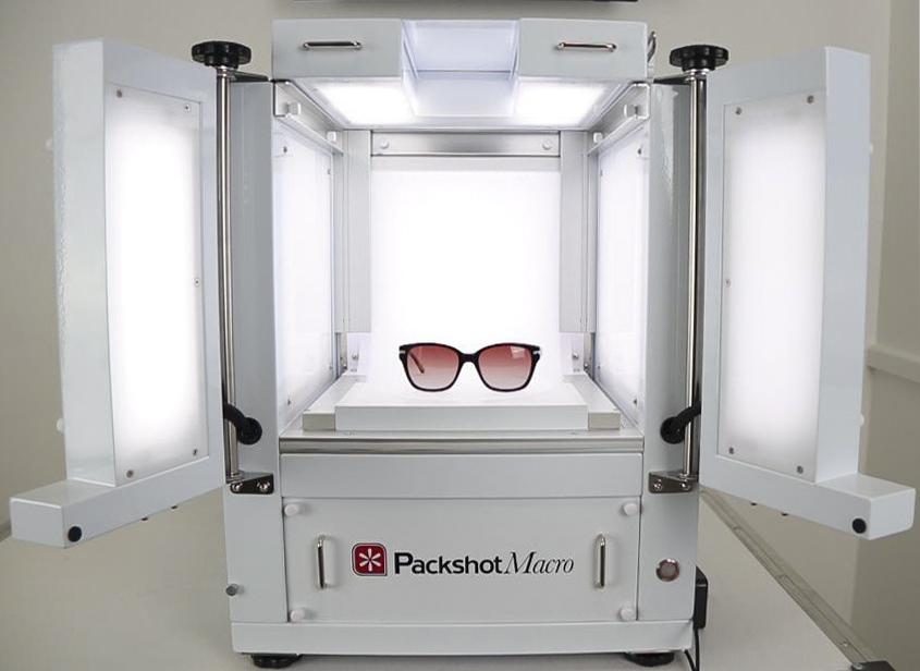 tutoriel photographie de lunettes en studio packshot