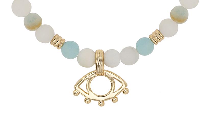 close-up collier photographie packshot de bijoux