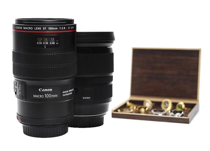 objectif macro pour votre appareil Canon