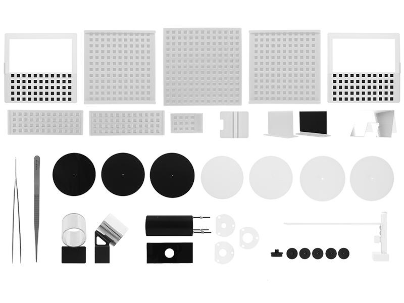 Accessoires du Loose Diamond Kit